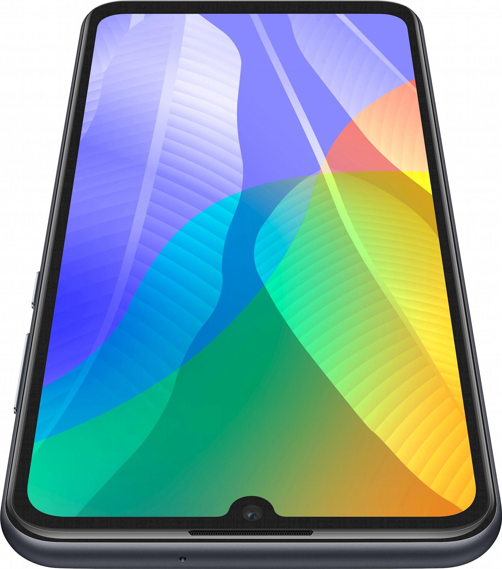 Smartfon Huawei Y6p 3GB/64GB Midnight Black
