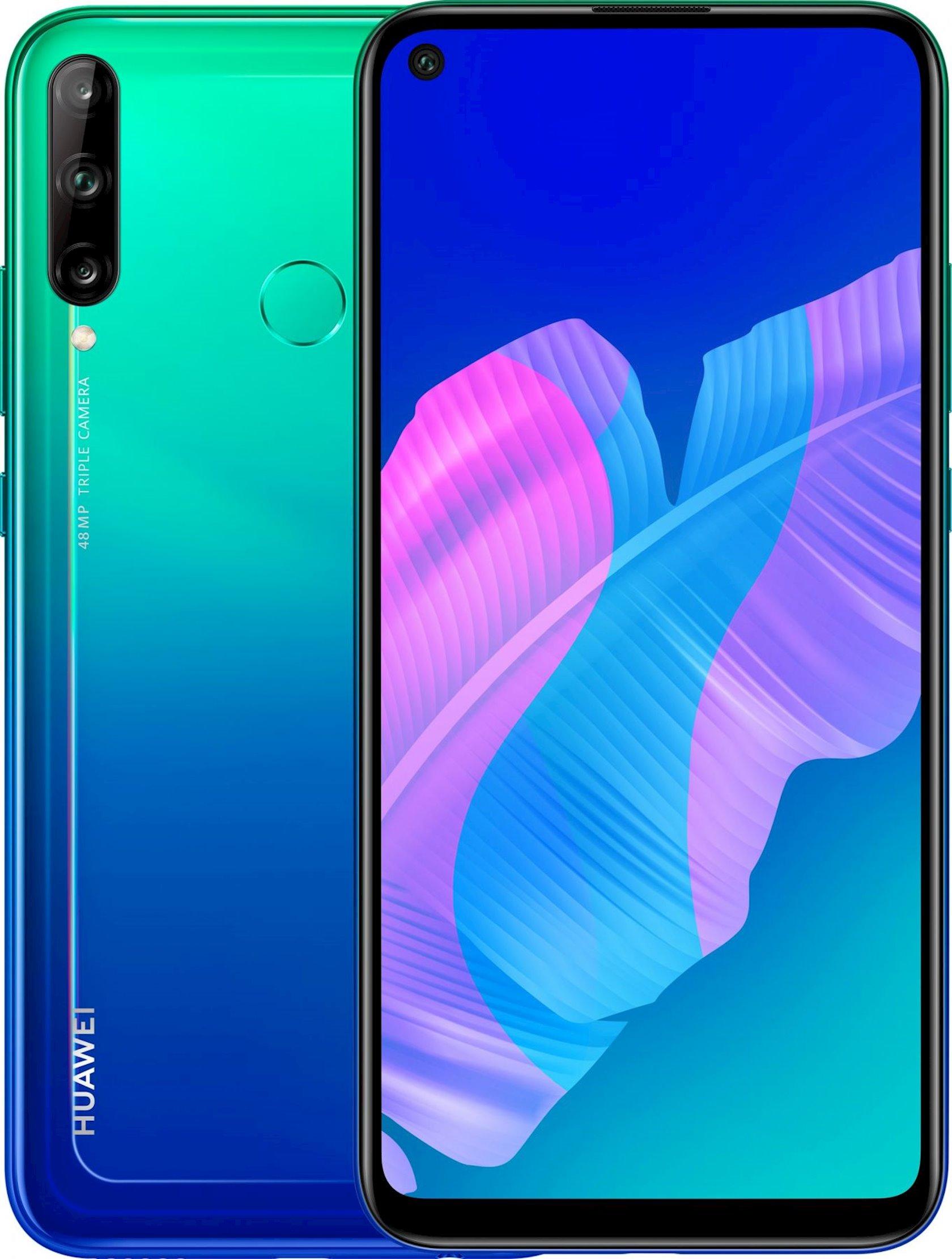 Smartfon Huawei P40 lite E 4GB/64GB Aurora Blue
