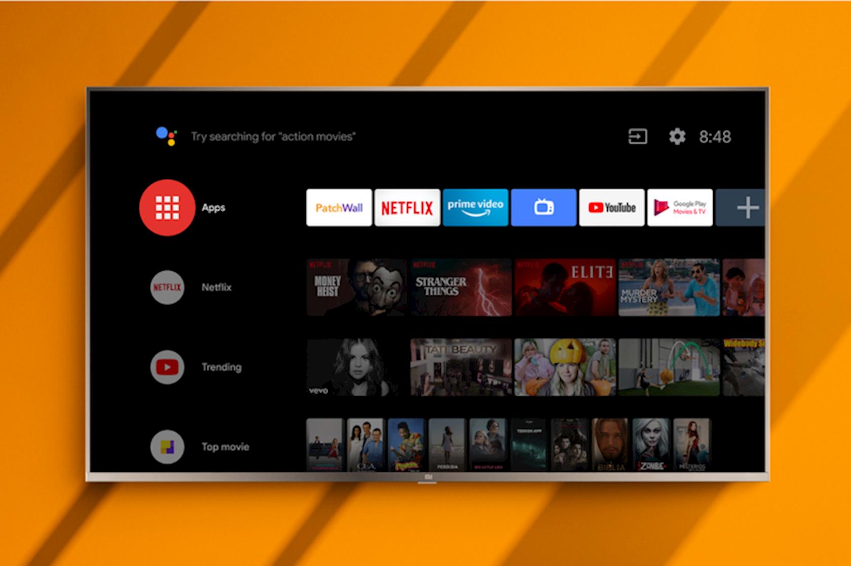 Televizor XiaomiMI TV 4S