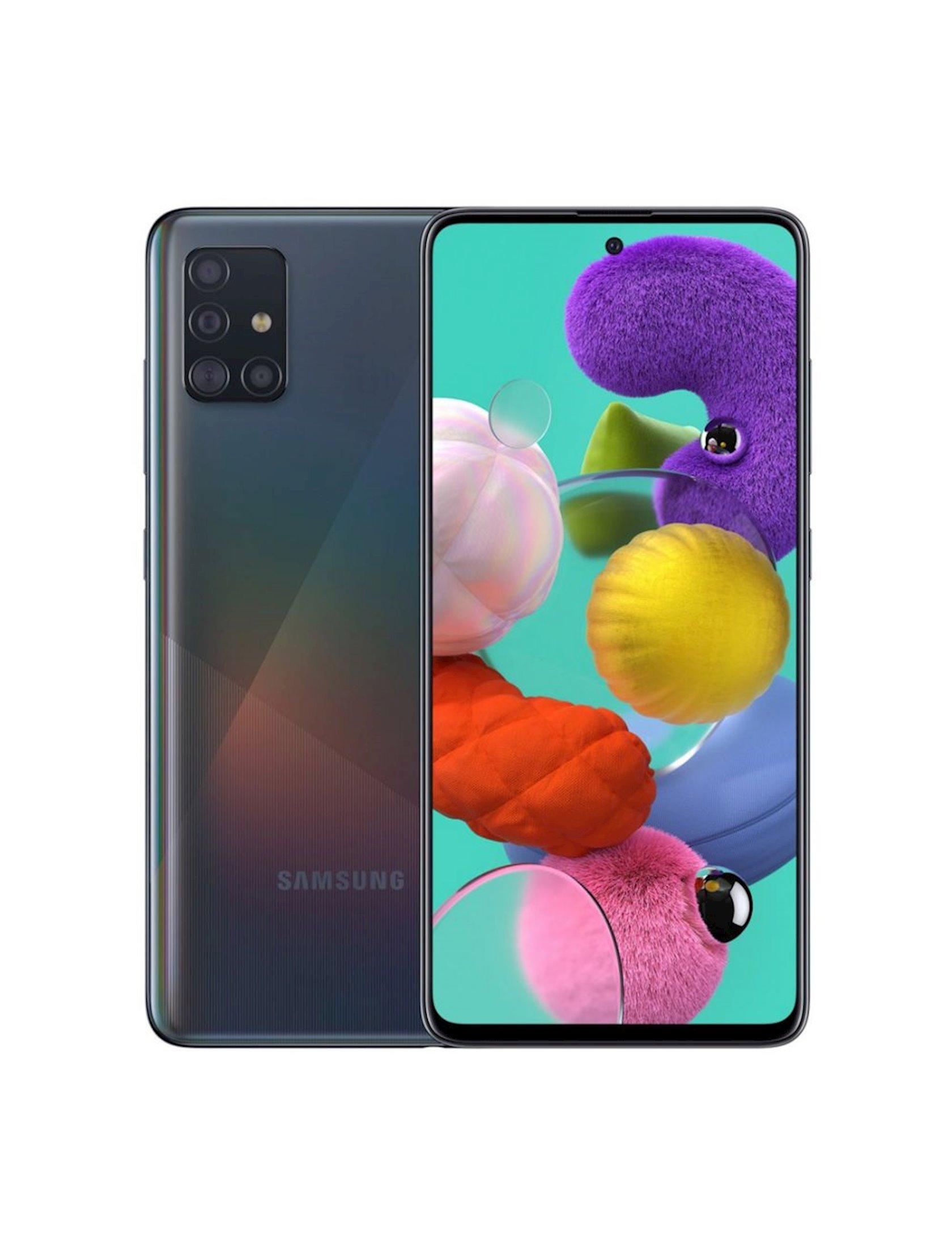 Smartfon Samsung Galaxy A51 4GB/128GB Prism Crush Black