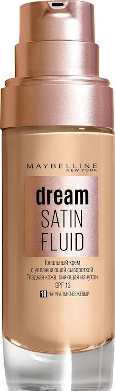 Tonal krem Maybelline Dream Satin Fluid 21 Qızılı bej 30 ml