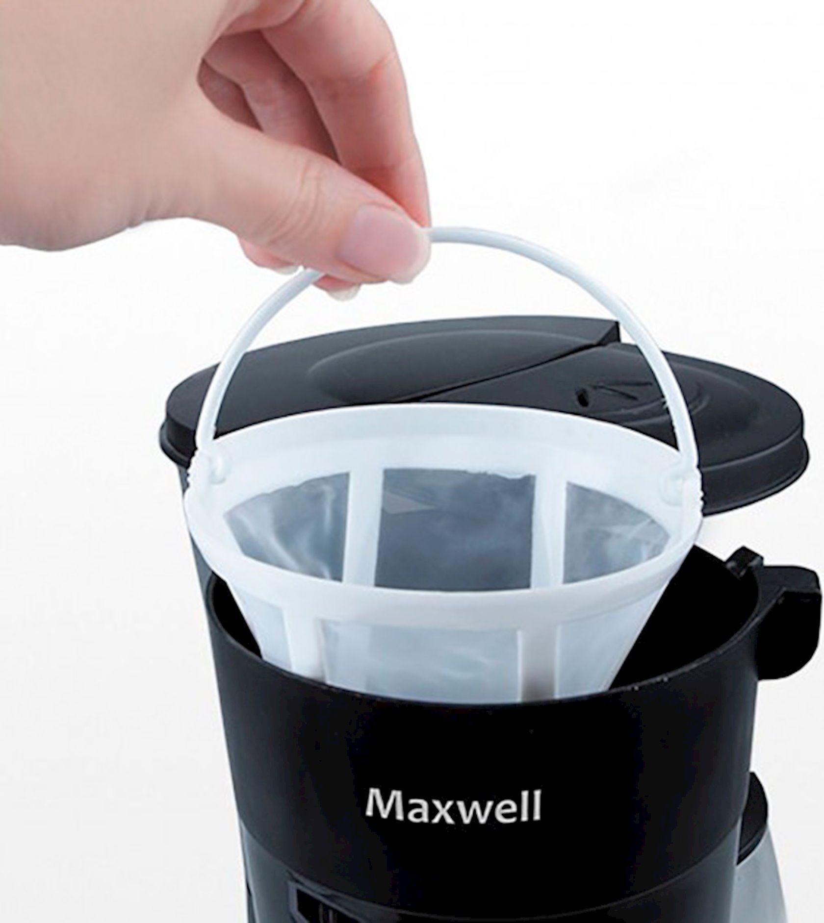Qəhvədəmləyən Maxwell MW-1650 Black