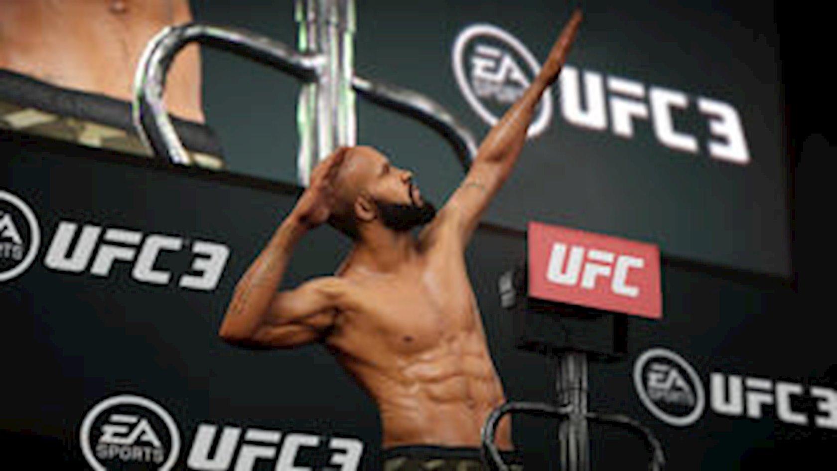 Oyun Electronic Arts UFC 3 PS4