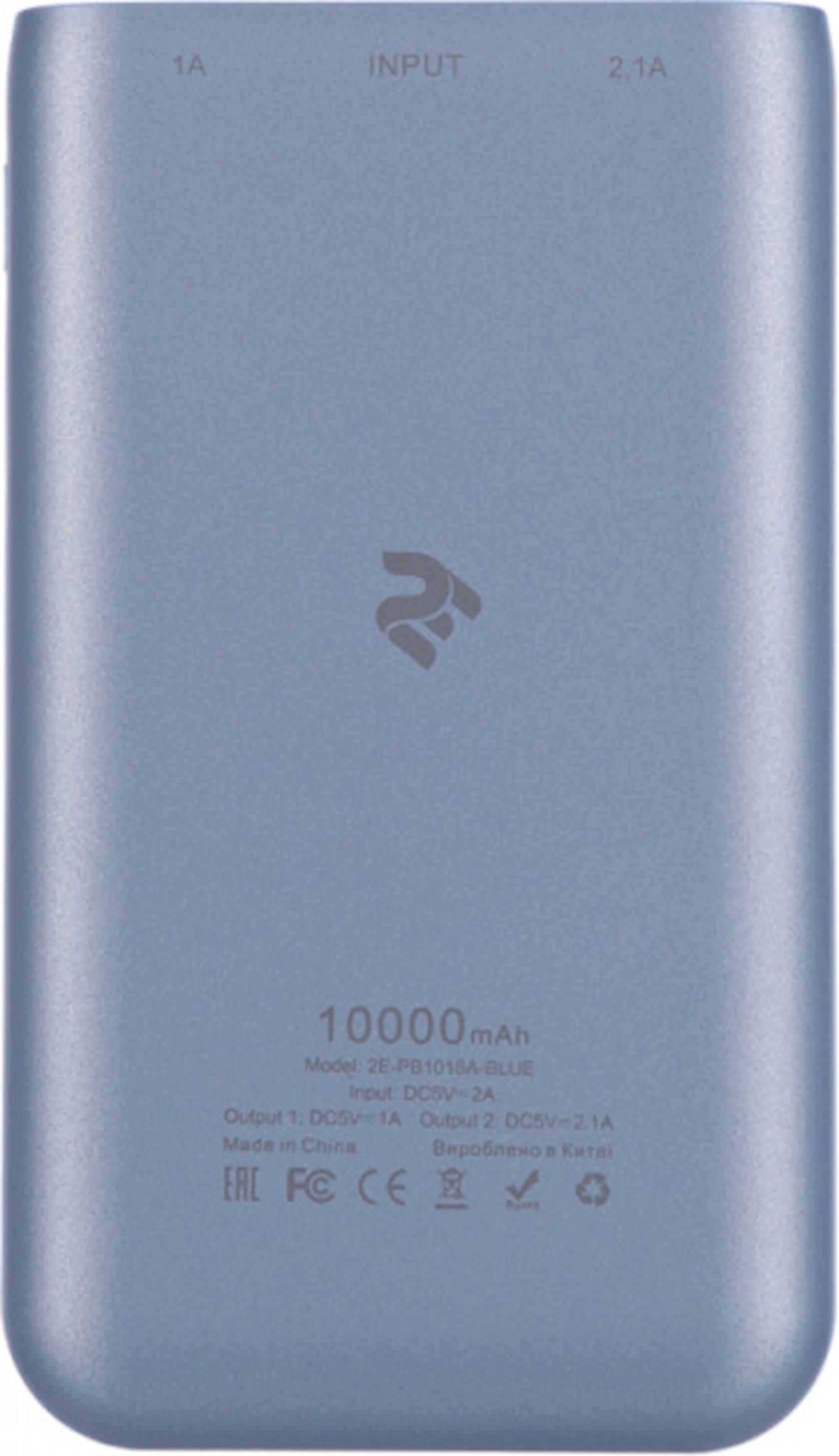 Power Bank 2E 10000 mAs