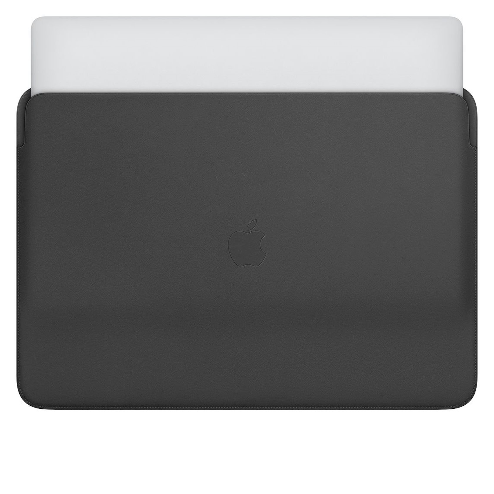 Noutbuk üçün çexol Apple Leather Sleeve for 16-inch MacBook Pro Black