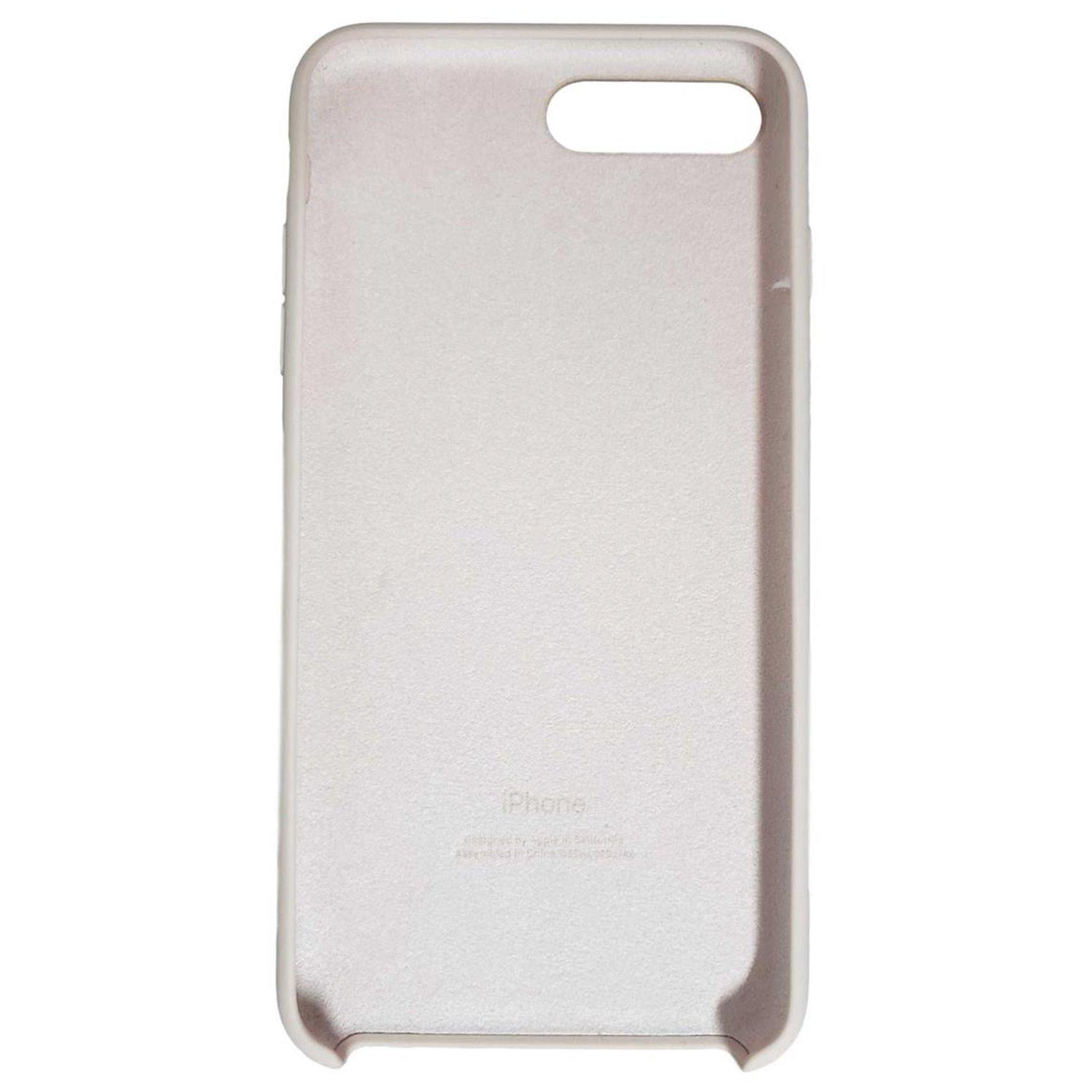 Çexol Silicone Case Apple iPhone 8 Plus / 7 Plus üçün Pink Sand