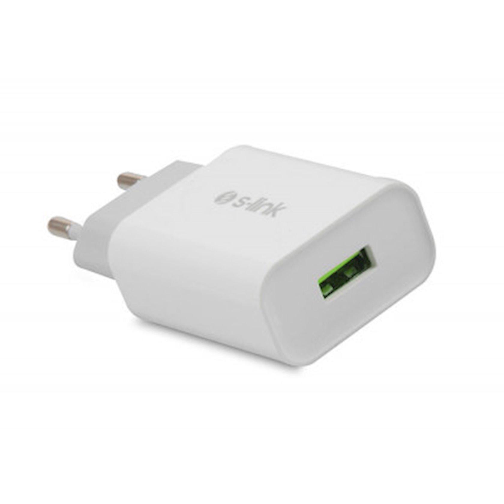 Enerji toplama cihazı S-link SL-EC10 1100MA Home White Charger Adapter