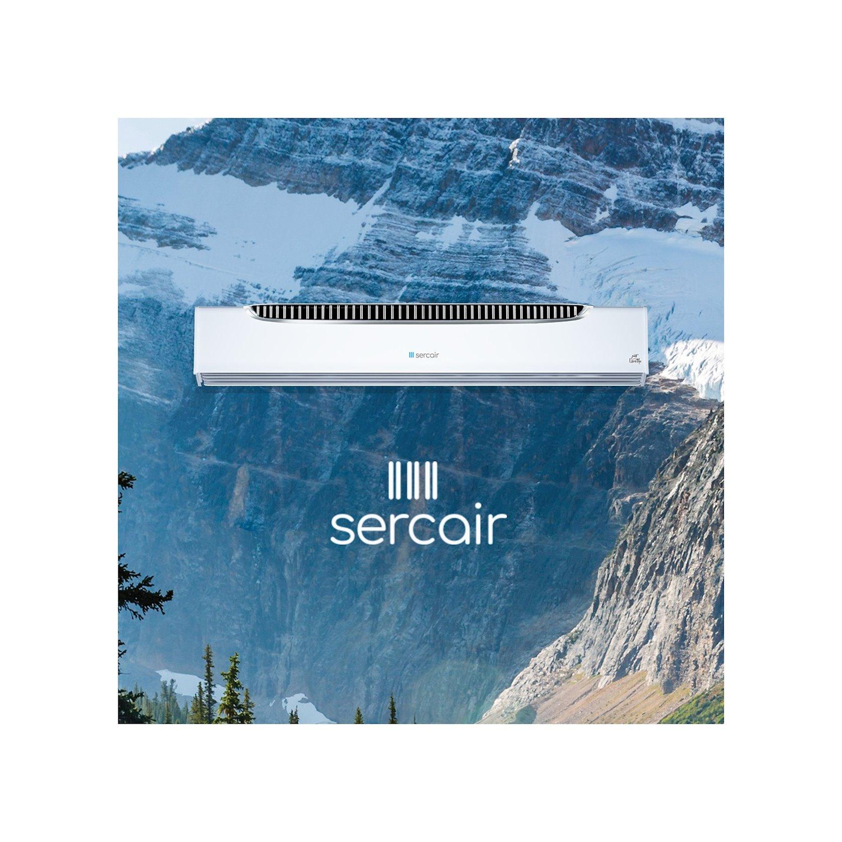 Hava təmizləyici və tənzimləyici  Sercair Pure  39 Smart