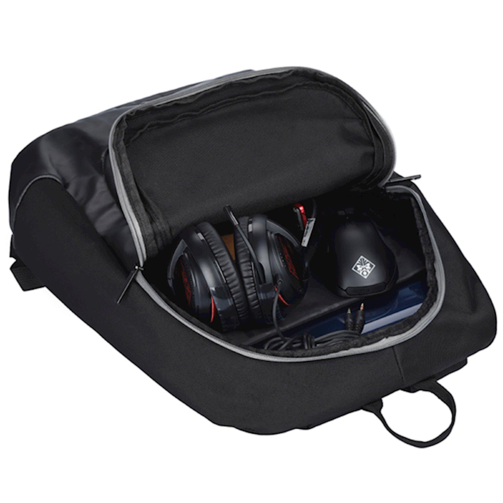 Noutbuk üçün bel çantası 2E 2E-BPN216BK 16 inch Black