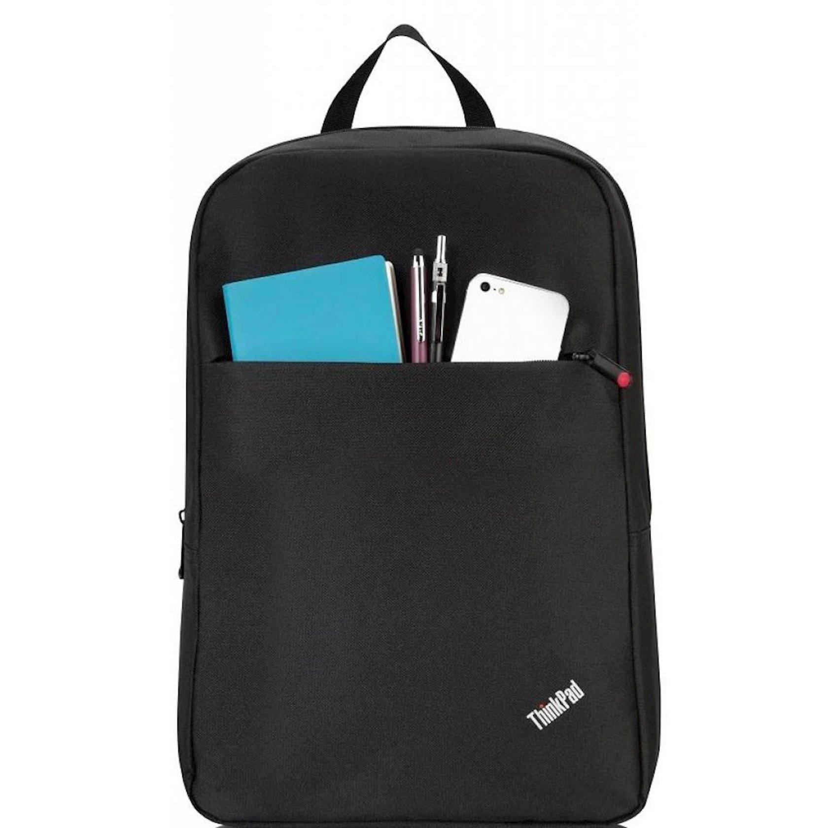 Noutbuk üçün bel çantası Lenovo 15.6 ThinkPad Basic Backpack 4X40K09936