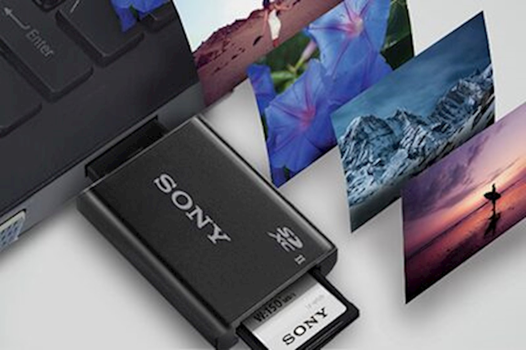 Yaddaş kartı Sony SF-E64/T1 ET4 64GB