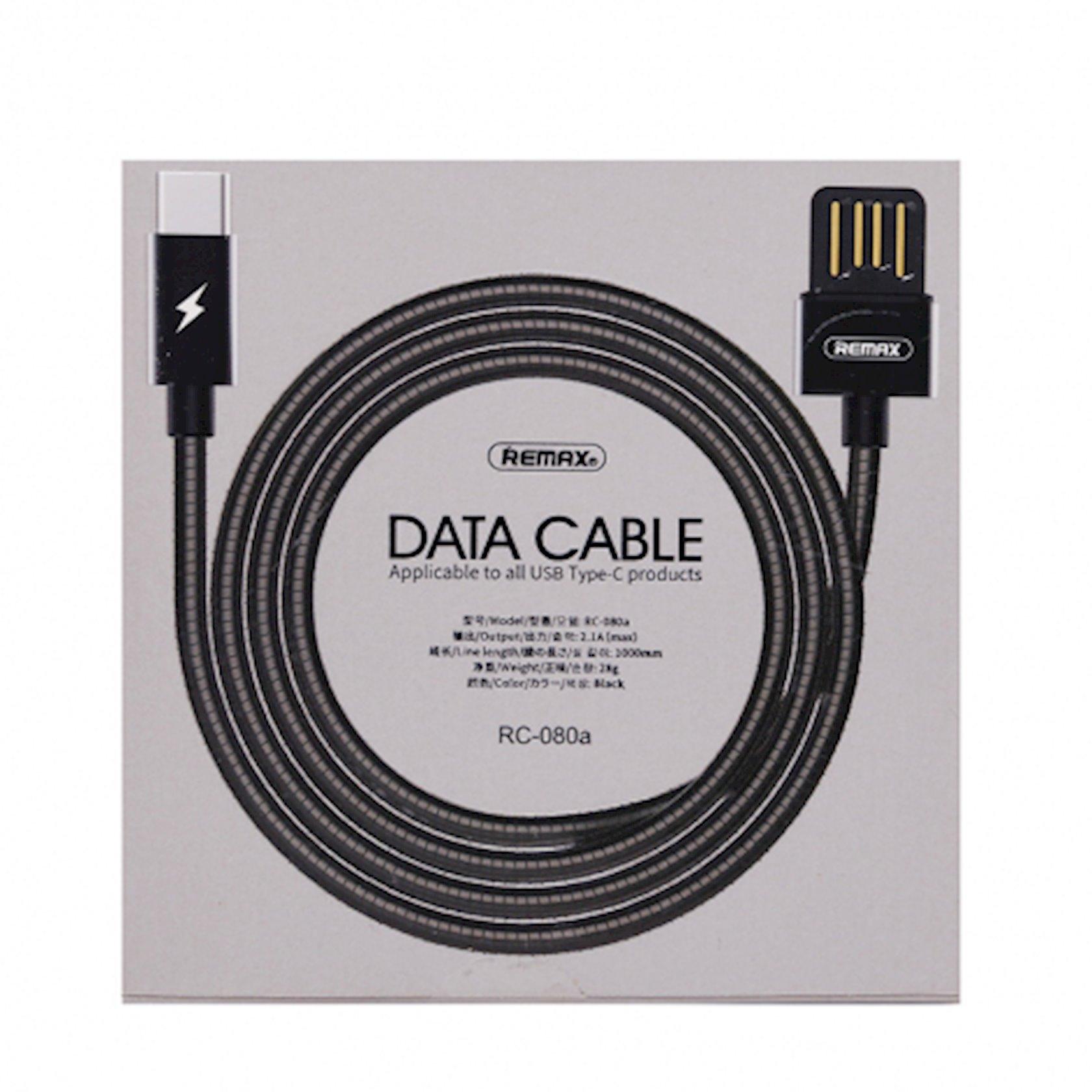 USB kabel Type-c Remax RC-080a