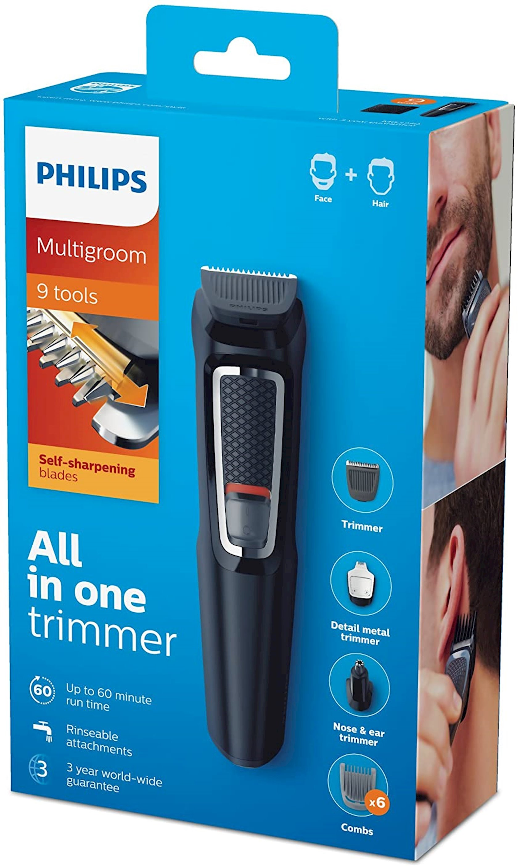 Trimmer Philips MG3740/15