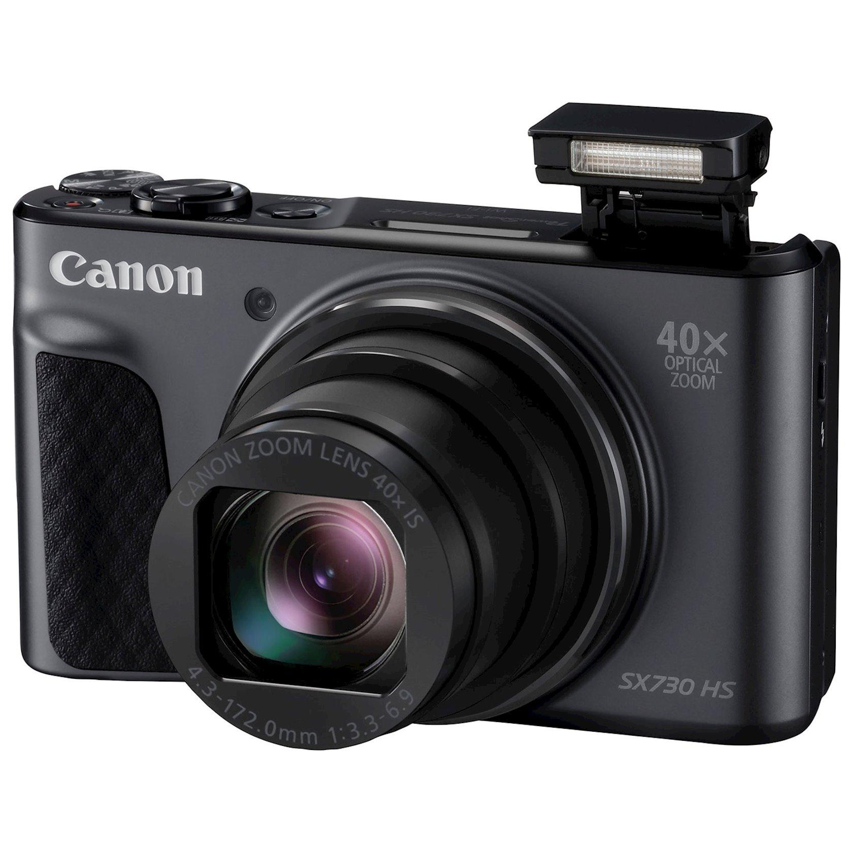 Fotoaparat Canon PowerShot SX730HS BK
