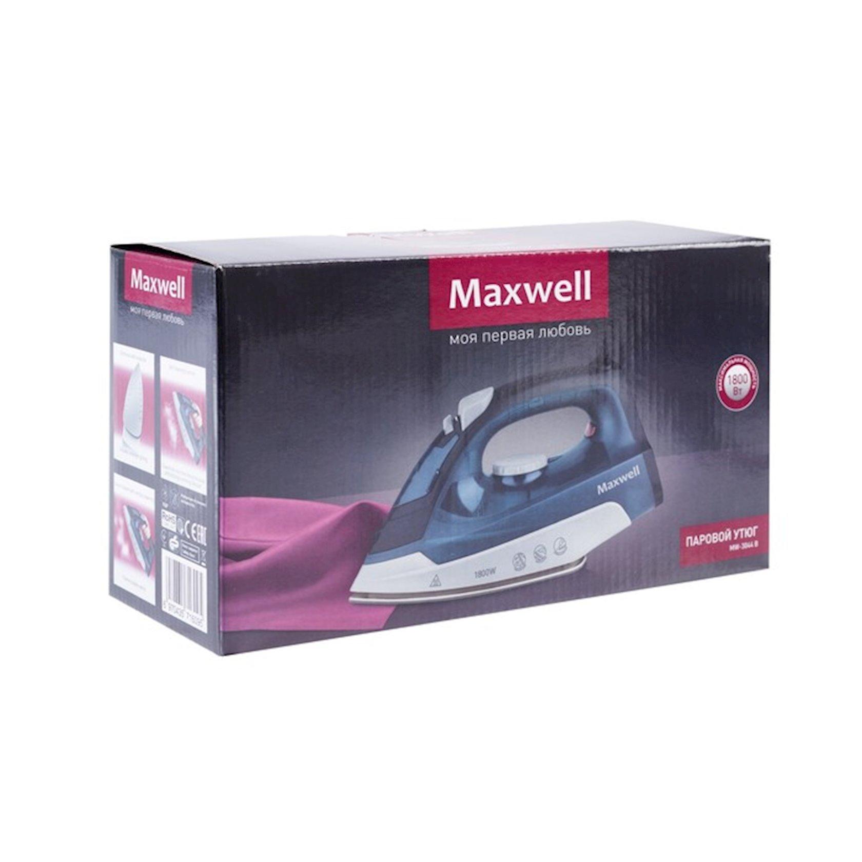 Ütü Maxwell MW-3044 B
