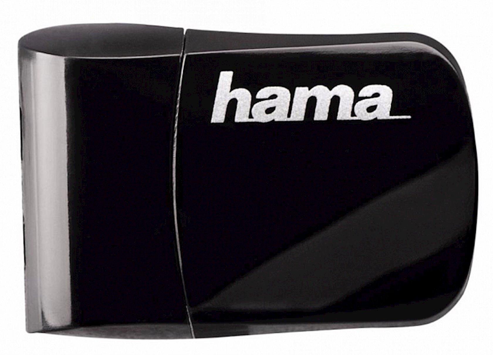 USB-Fleş kart Hama USB Flash Jelly 64 Gb Usb 2.0 Black