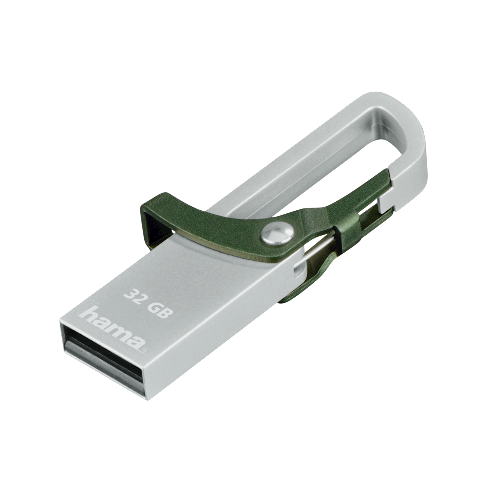 USB-Fleş kart Hama FlashPen Hook-Sty 32 Gb Usb 2.0