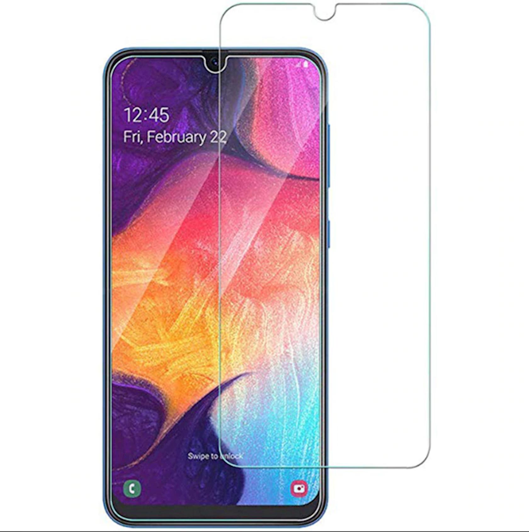 Qoruyucu şüşə Samsung A40
