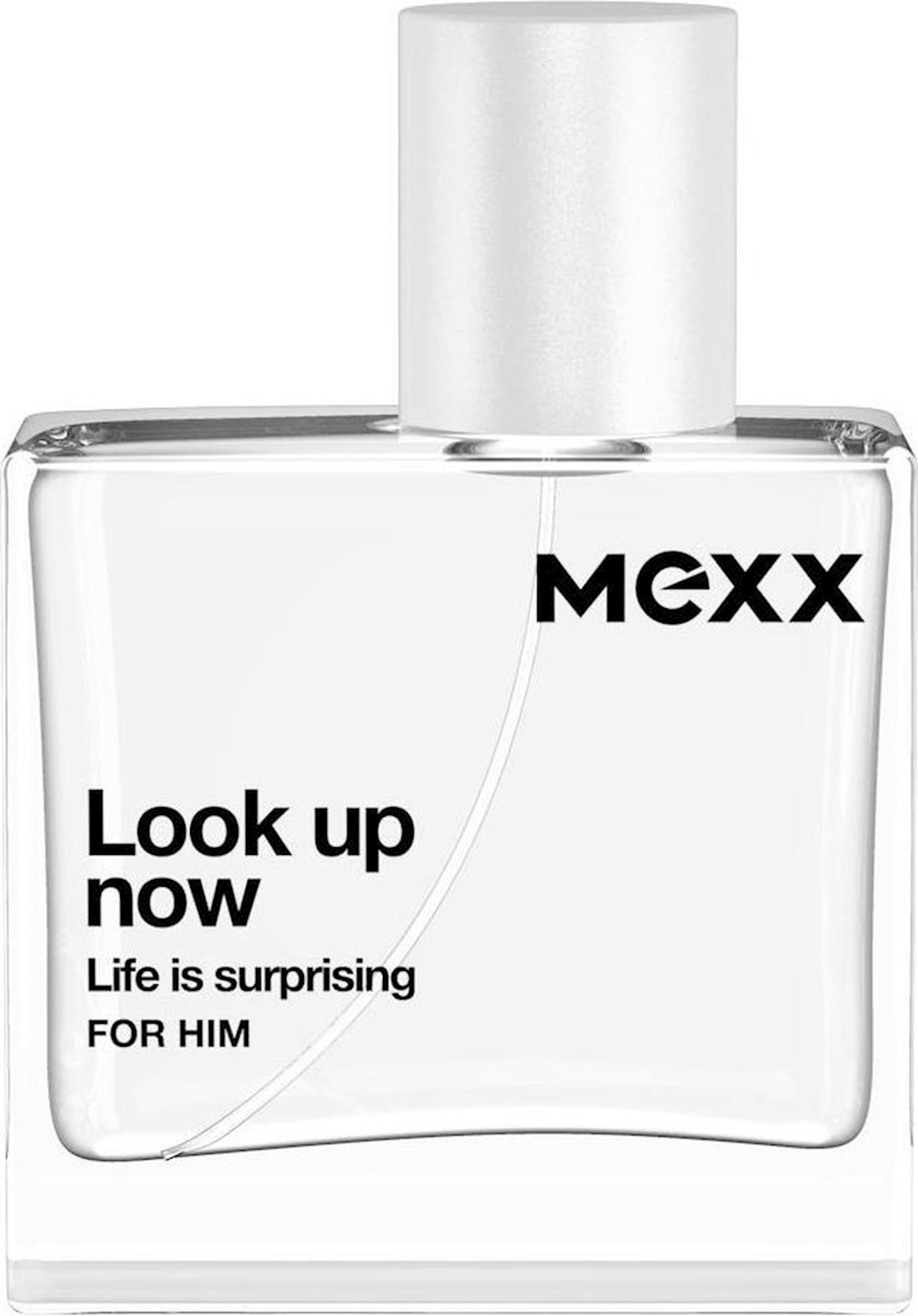 Kişilər üçün tualet suyu Mexx Look Up Now For Him 30ml