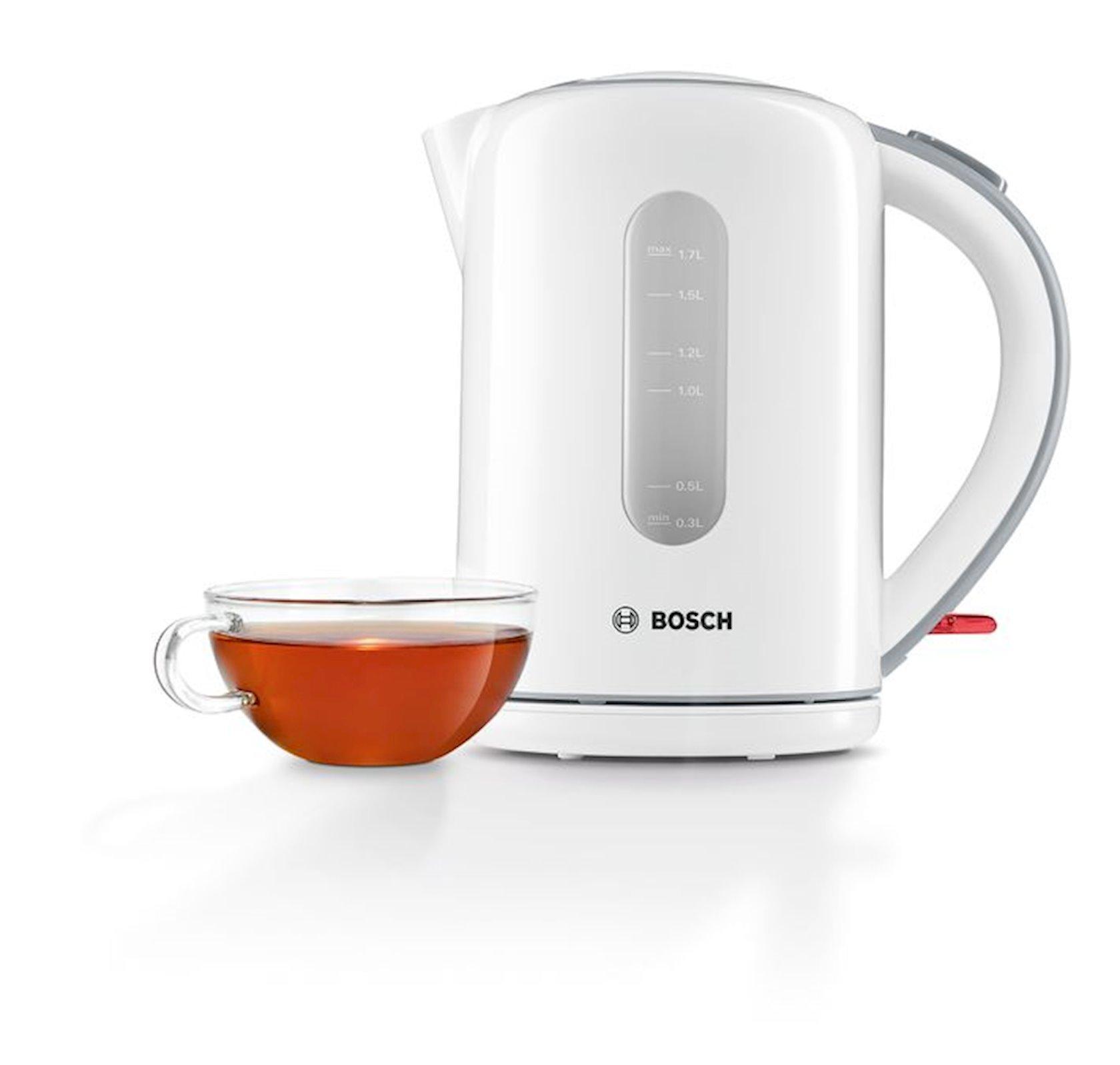Elektrikli çaydan Bosch TWK7601