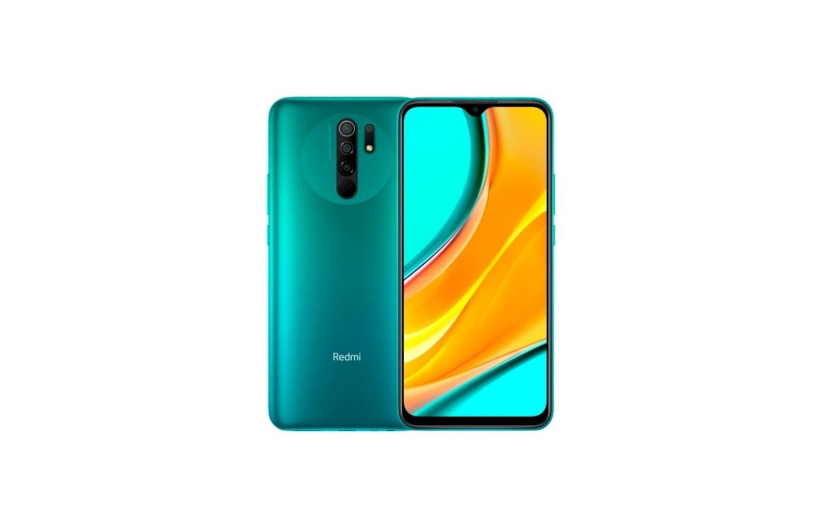 Smartfon Xiaomi Redmi 9 3GB/32GB Ocean Green