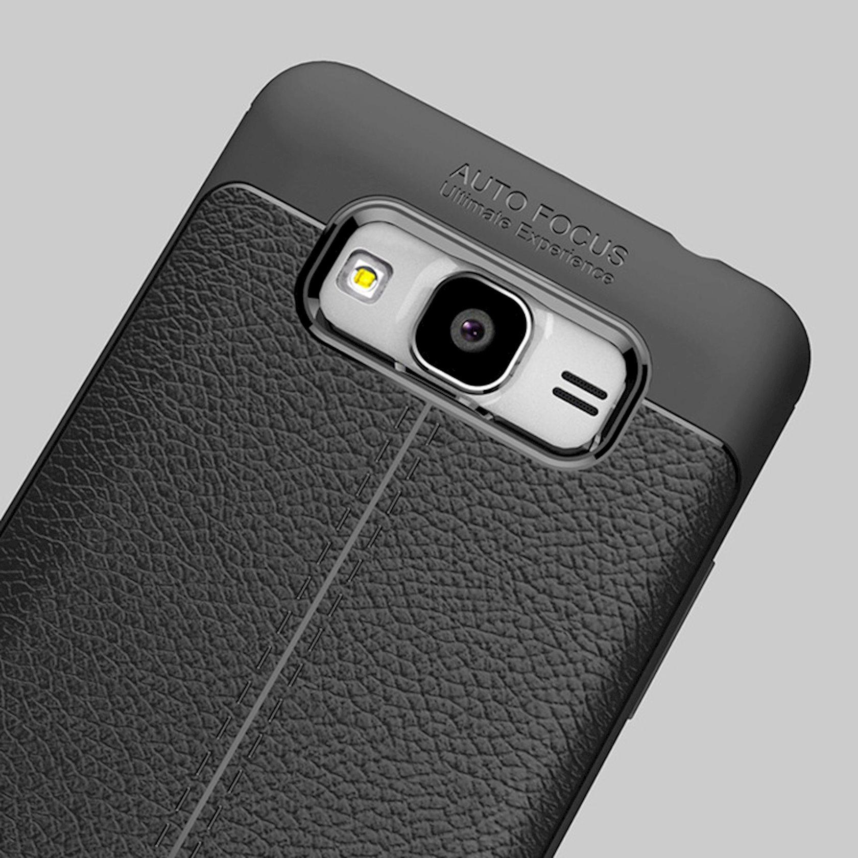 Çexol Autofocus Samsung Galaxy Grand Prime G530 üçün Black