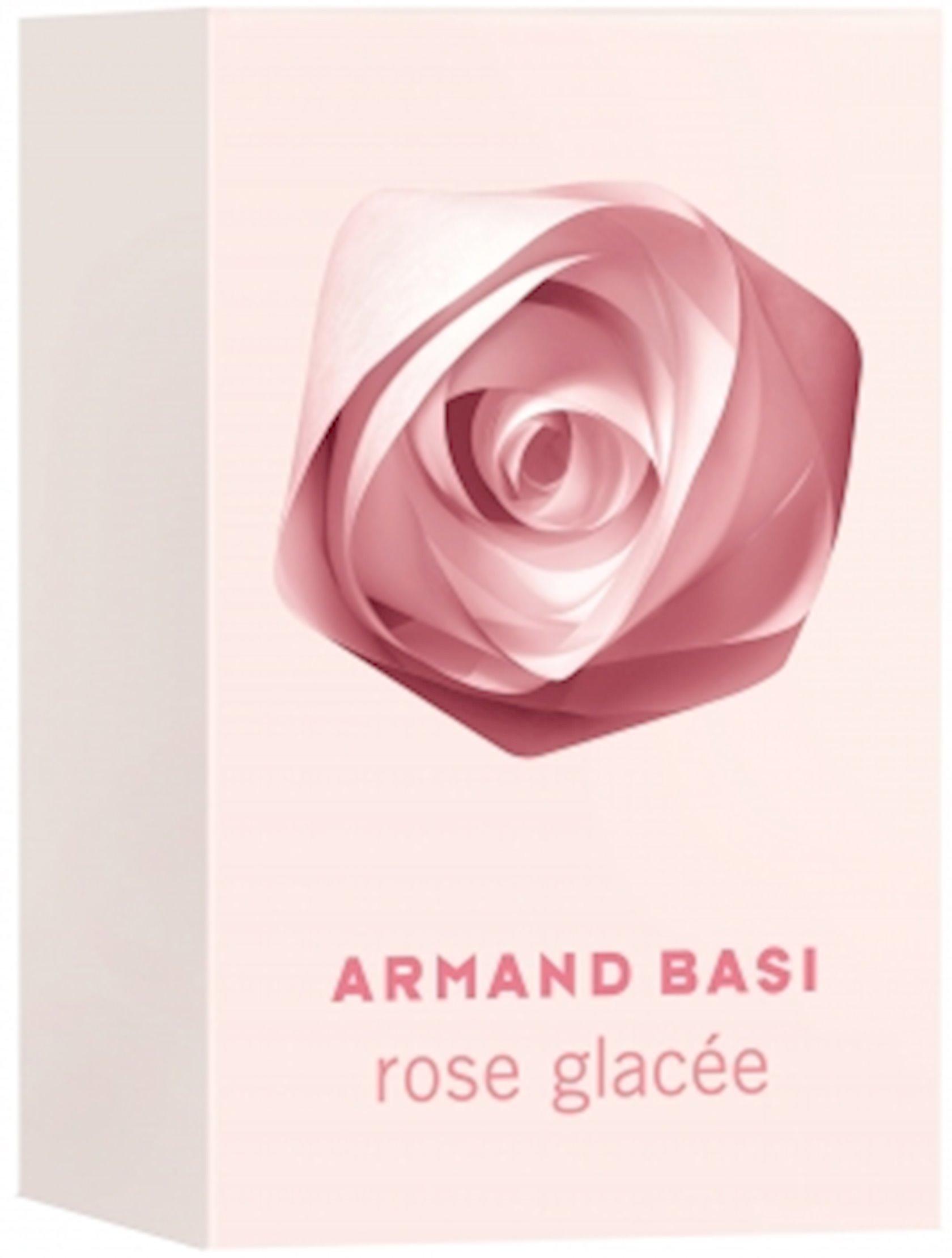 Qadınlar üçün tualet suyu Armand Basi Rose Glacee 100ml