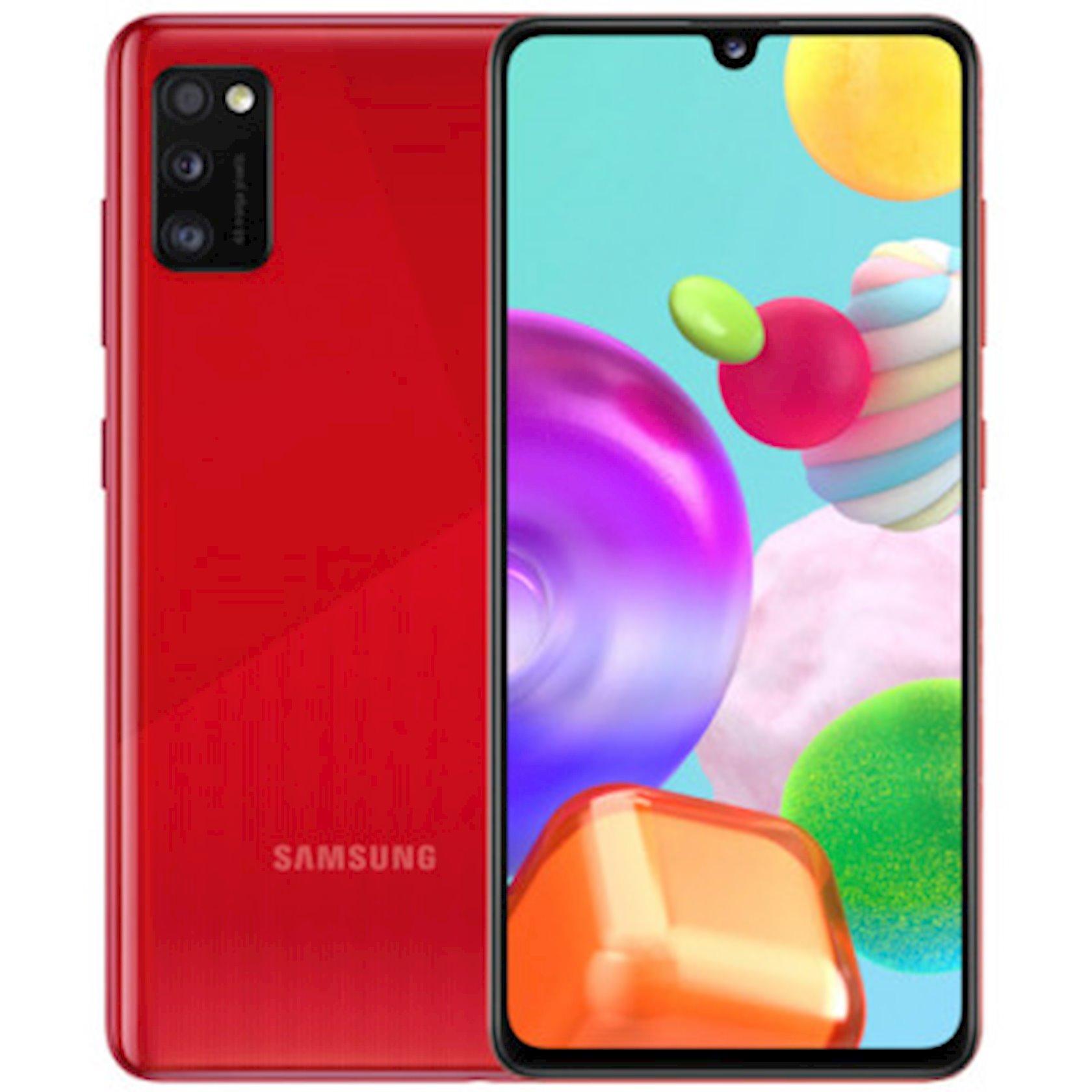 Smartfon Samsung Galaxy A41 4GB/64GB Red