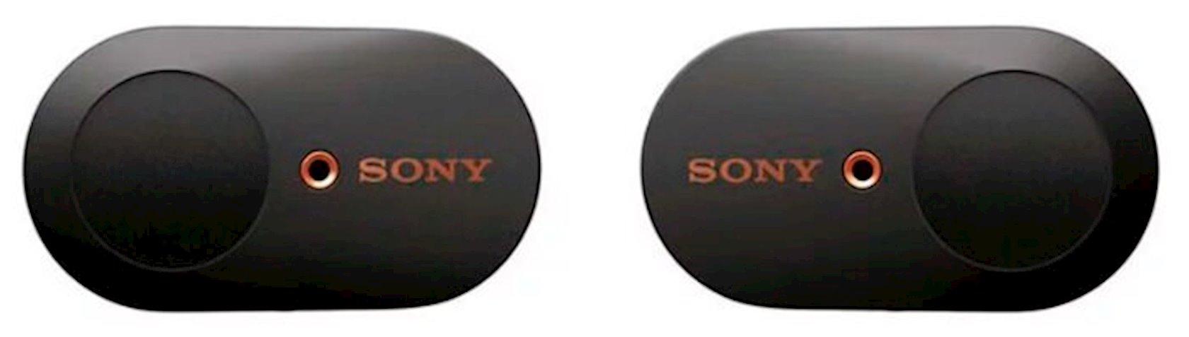 Simsiz qulaqlıqlar Sony WF-1000XM3BME Black