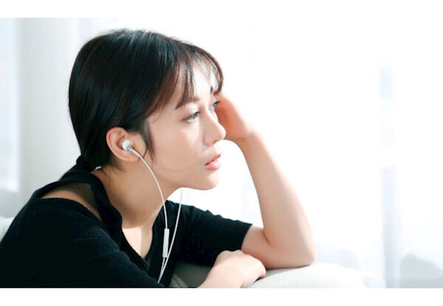 Simli qulaqlıqlar Xiaomi Dual Driver Earphones ZBW4406TY White