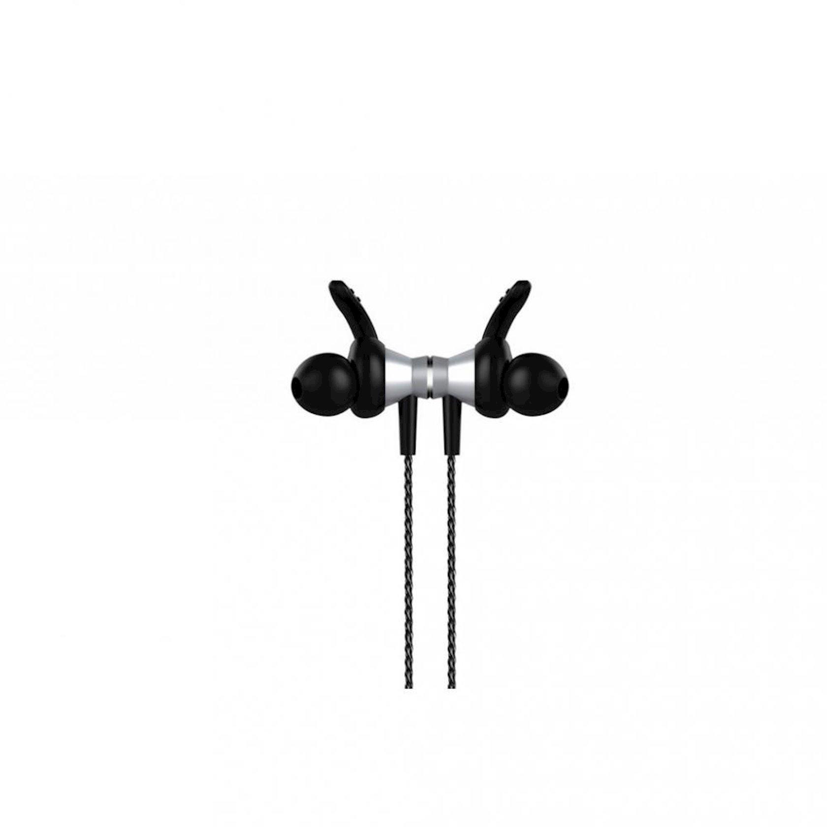 Simli qulaqlıqlar 2E Headphones S8 Piston Magnet Silver (2E-IES8SL)