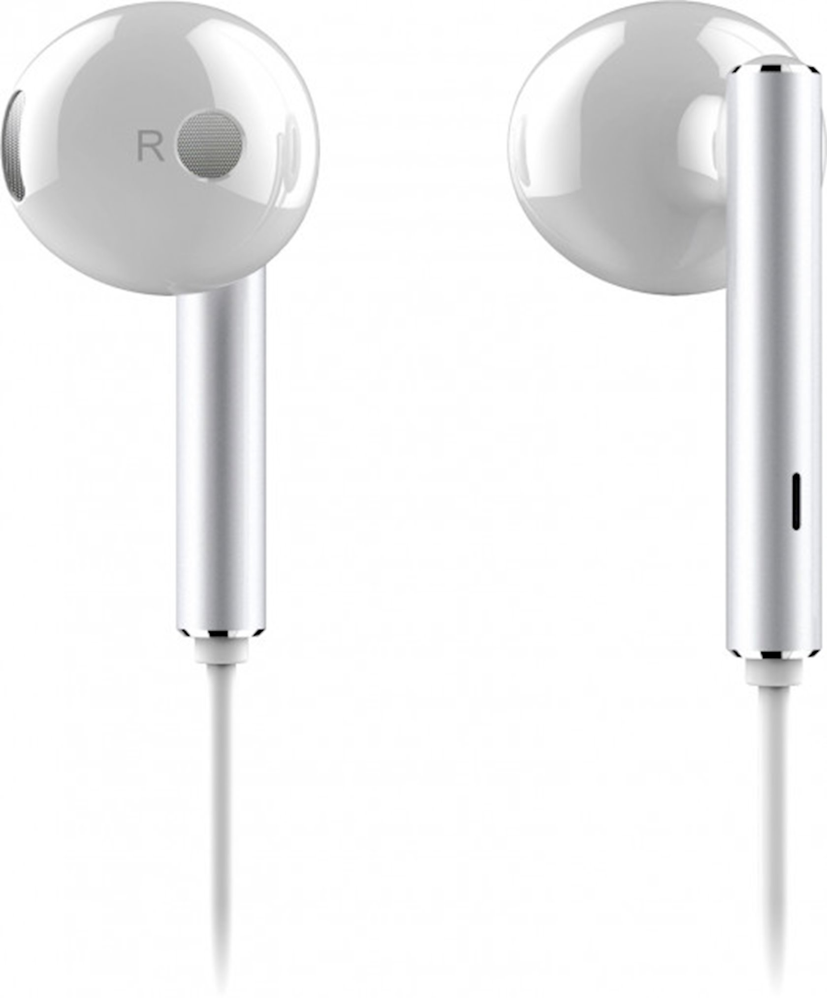 Simli qulaqlıqlar Huawei Half In-Ear Earphones AM116 White (22040281)