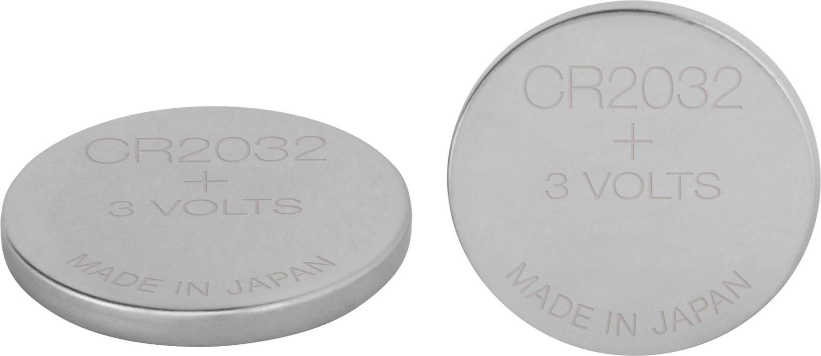 Batareya GP Lithium Battery CR2032-7C2 3V, 2 əd