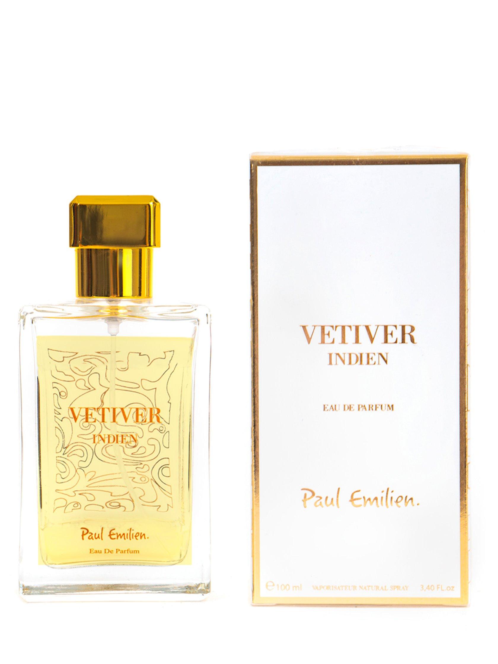Uniseks ətir suyu Paul Emilien Vetiver Indien 100ml
