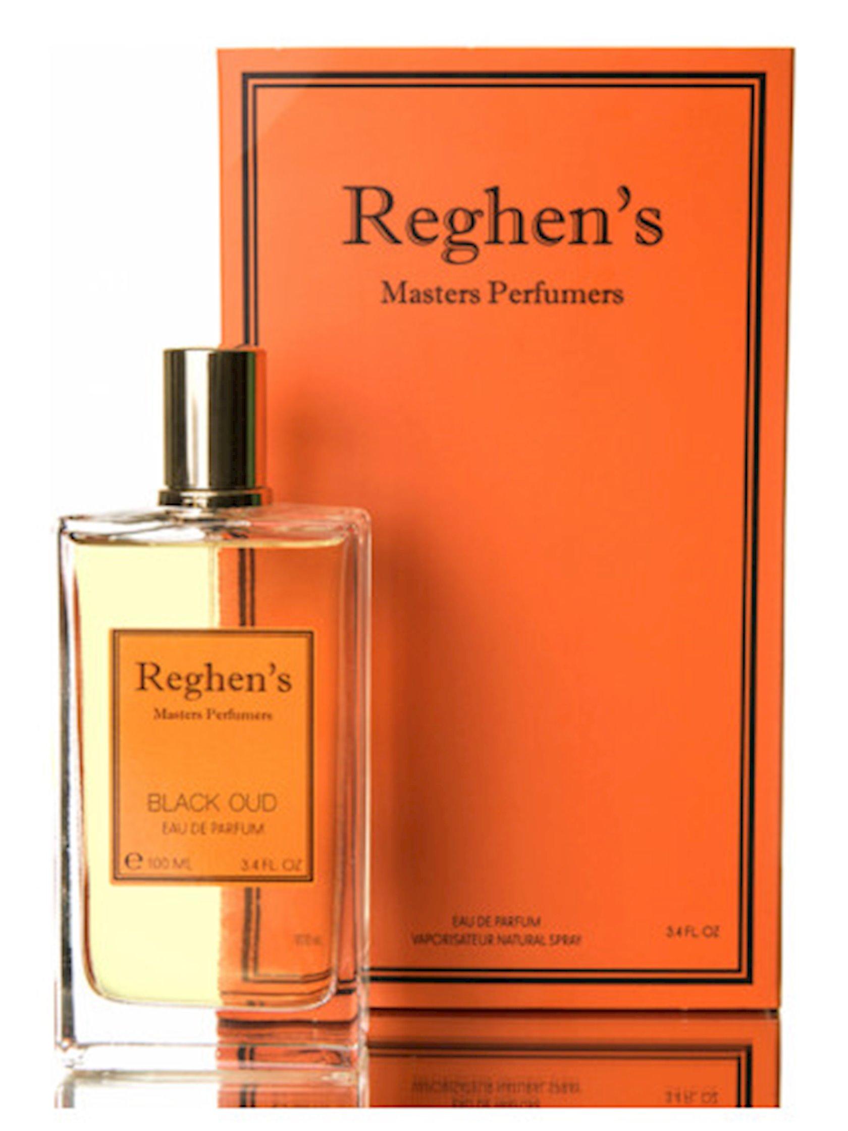 Uniseks ətir suyu Reghen's Masters Perfumers Black Oud 100 ml