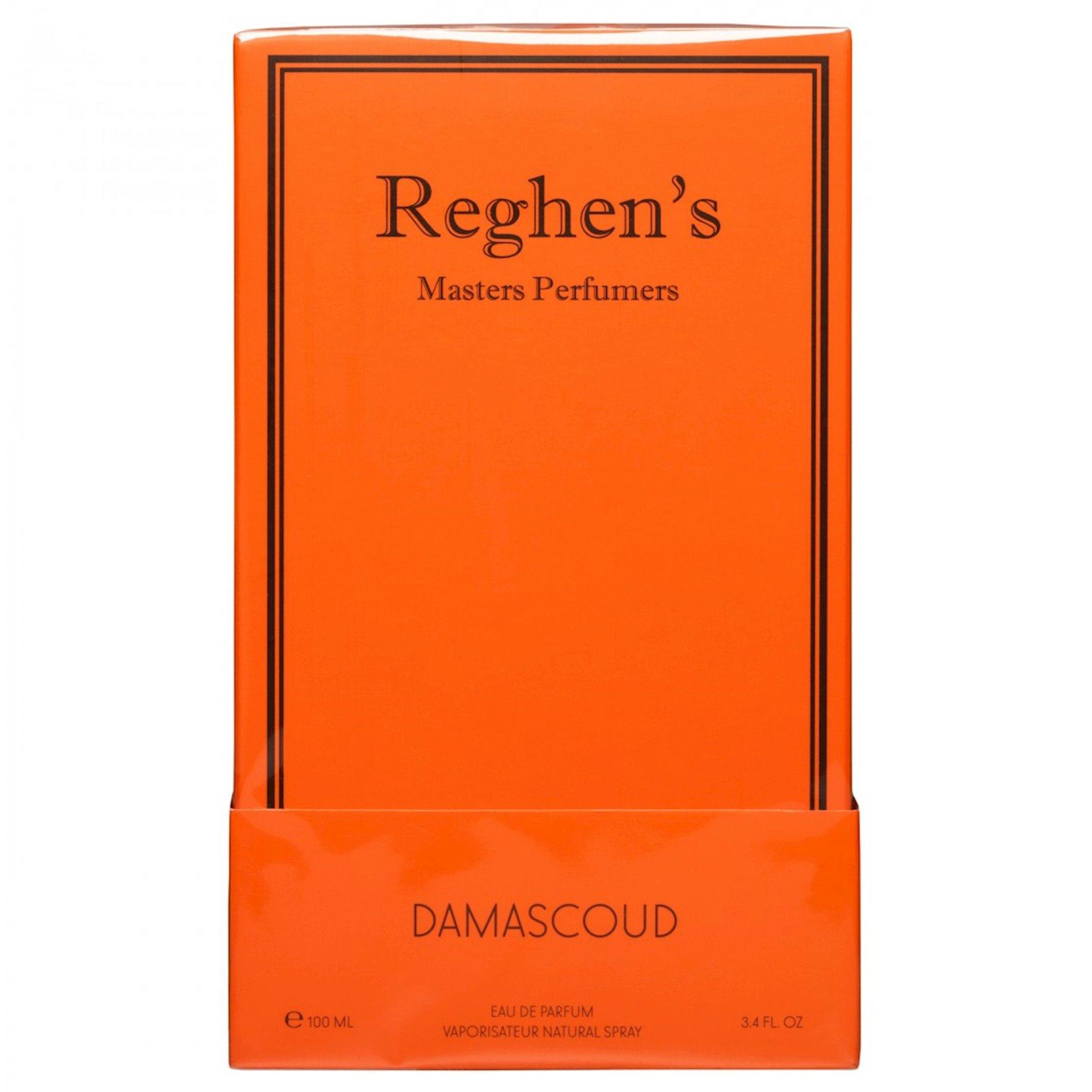 Uniseks ətir suyu Reghen's Masters Perfumers Damasc Oud 100 ml