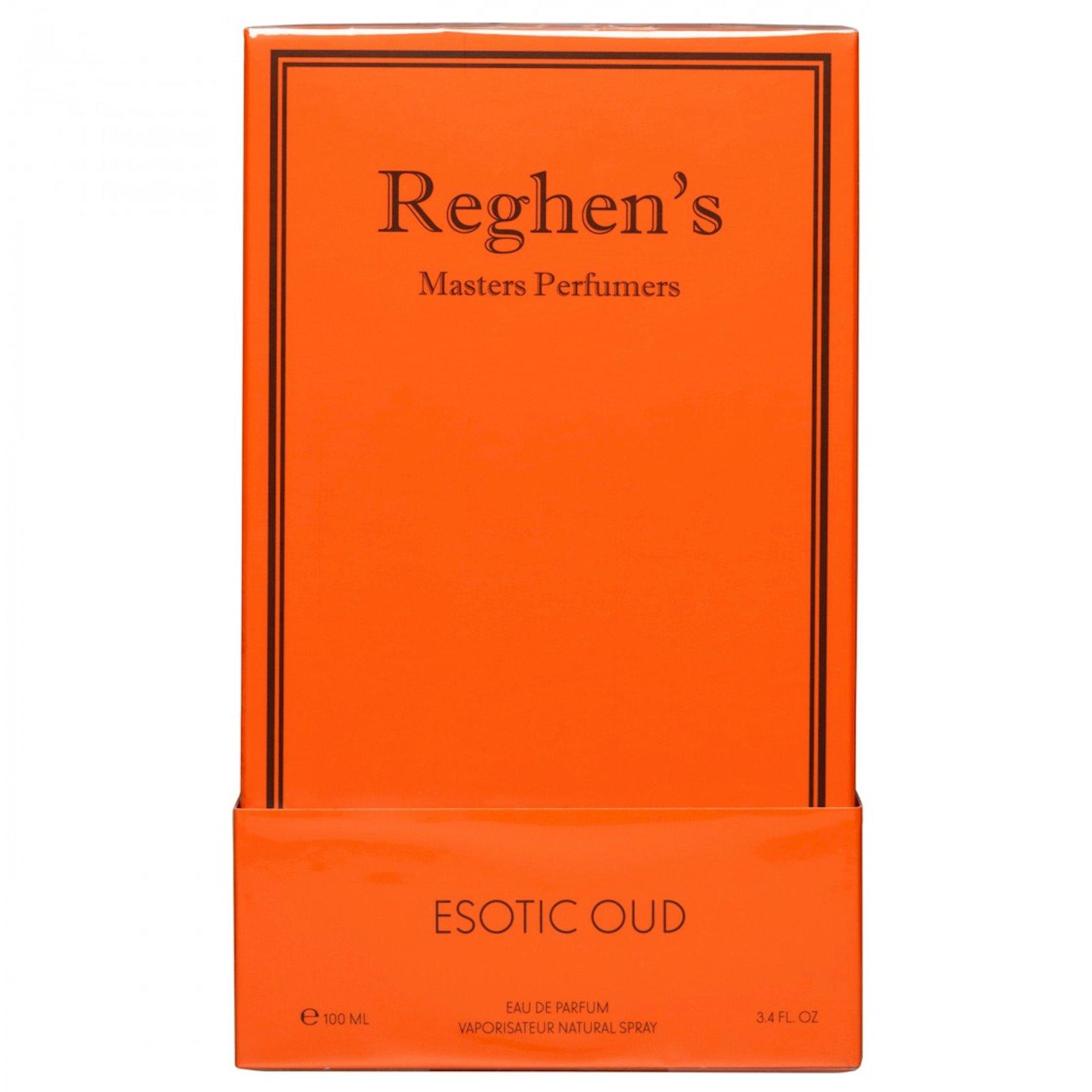Uniseks ətir suyu Reghen's Masters Perfumers Esotic Oud 100ml