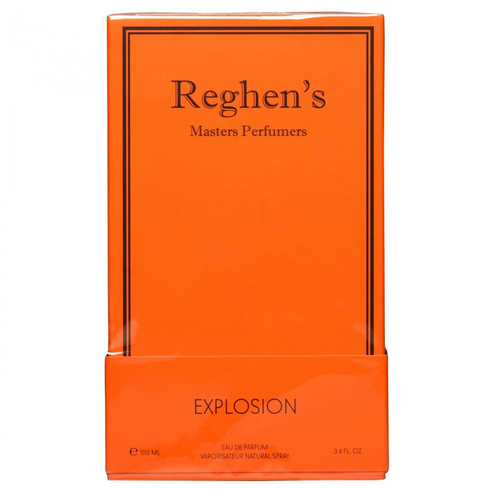 Uniseks ətir suyu Reghen's Masters Perfumers Explosion 100ml