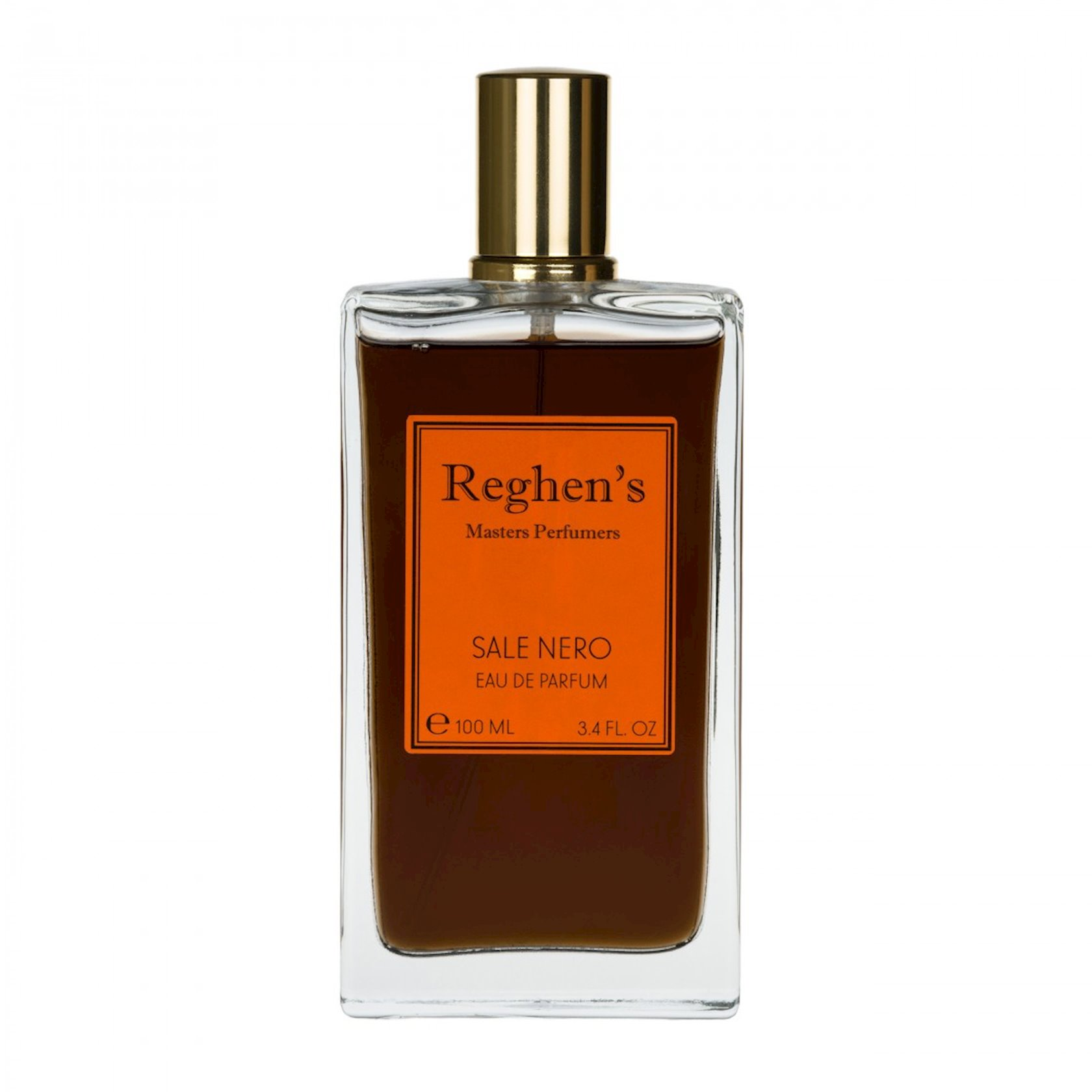 Uniseks ətir suyu Reghen's Masters Perfumers Sale Nero 100ml