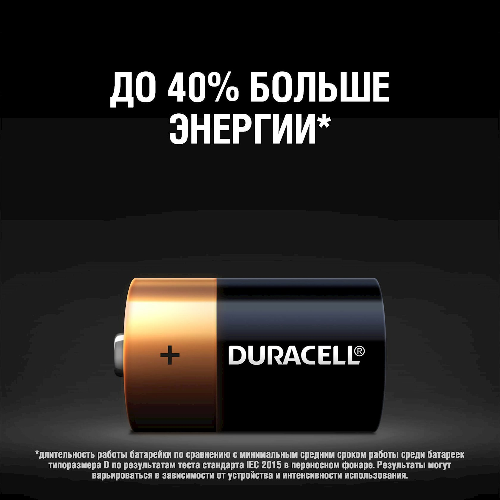 Batareya Duracell Basic LR20 D MN1300, 2 əd