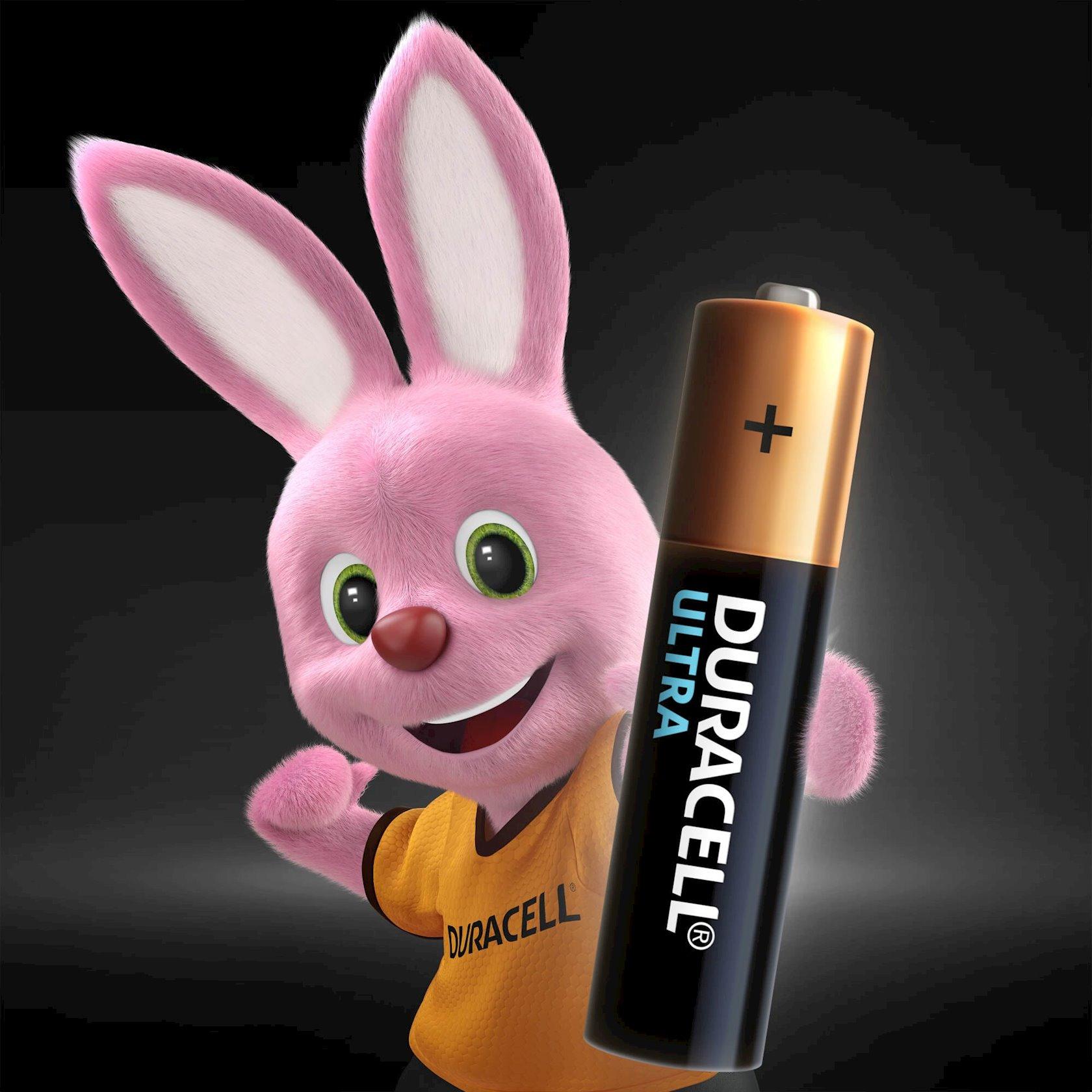Batareya Duracell Ultra Power LR03 AAA 1.5V, 4 əd