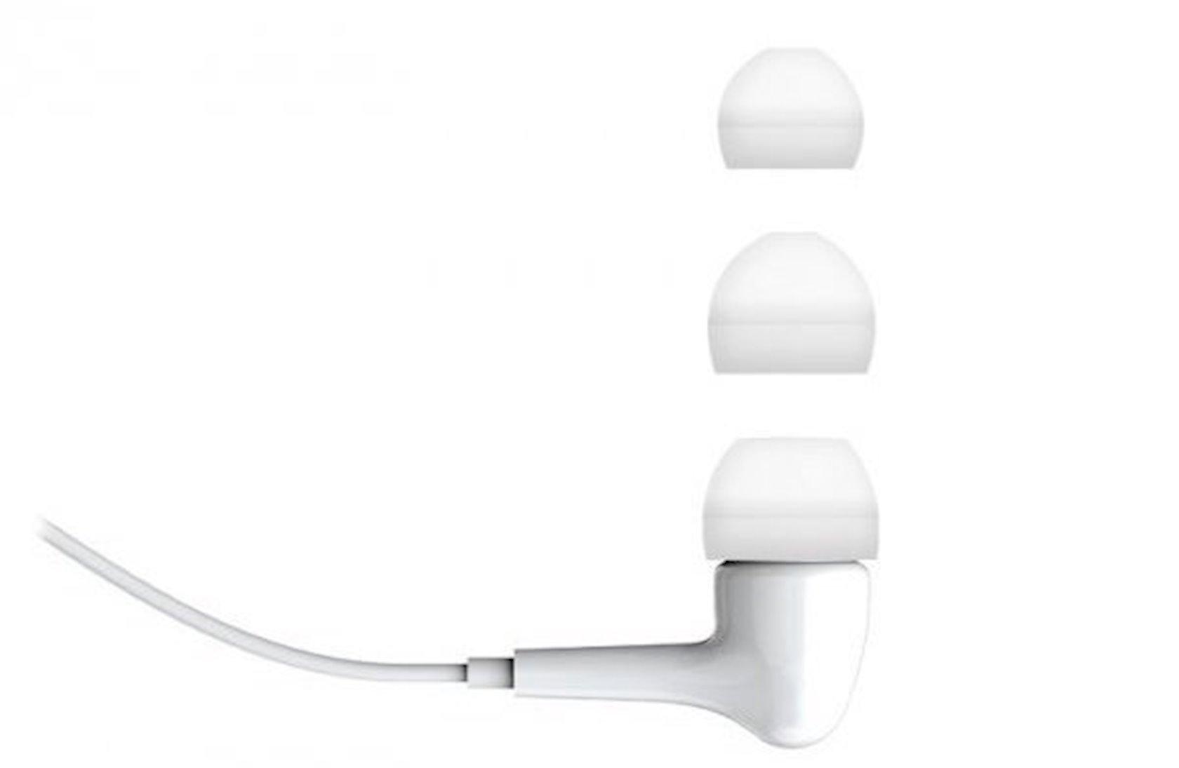 Simli qulaqlıqlar Genius GHP-206 White
