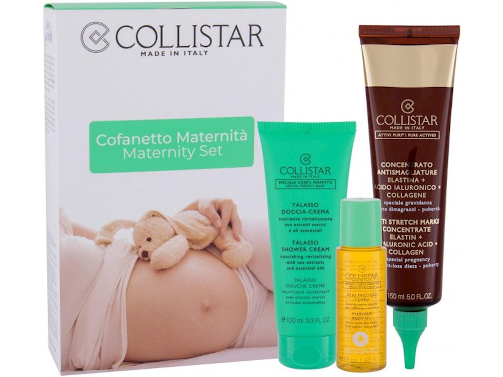 Bədənə qulluq üçün kosmetika dəsti Collistar Special Perfect Body Talasso