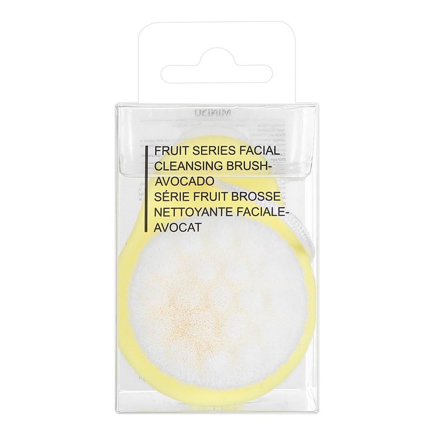 Üz üçün təmizləyici fırça Miniso Fruit Series Facial Cleansing Brus(Avocado)