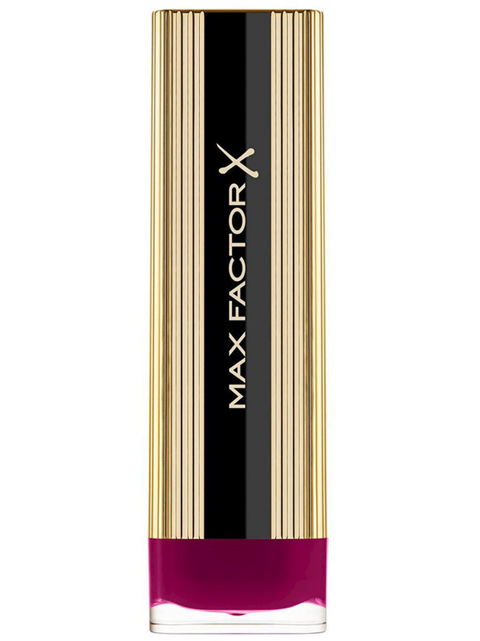 Dodaq pomadası Max Factor Colour Elixir Lipstick 135 Pure Plum 4.8 q
