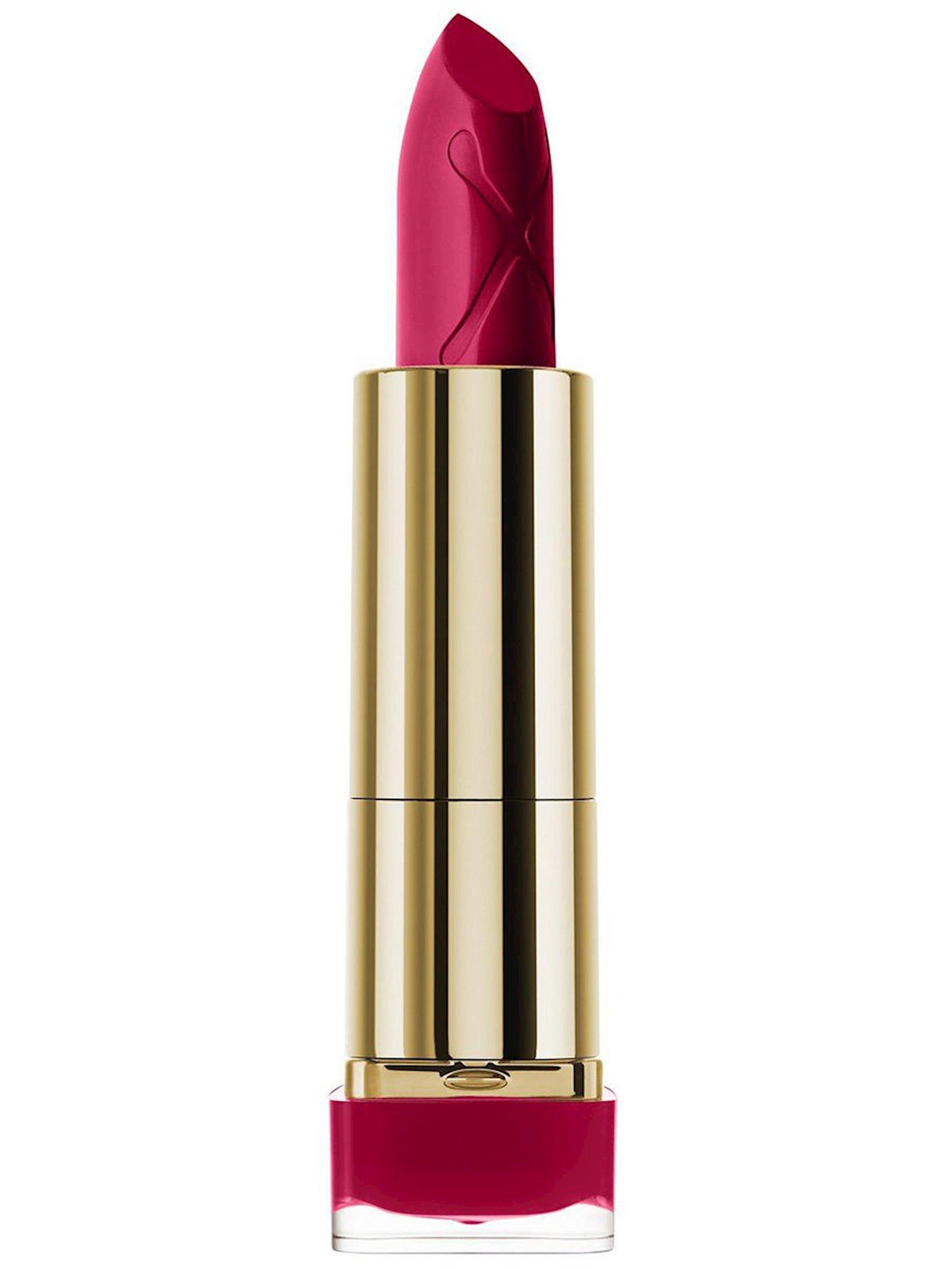 Dodaq pomadası Max Factor Colour Elixir Lipstick 080 Chilli 4.8 q