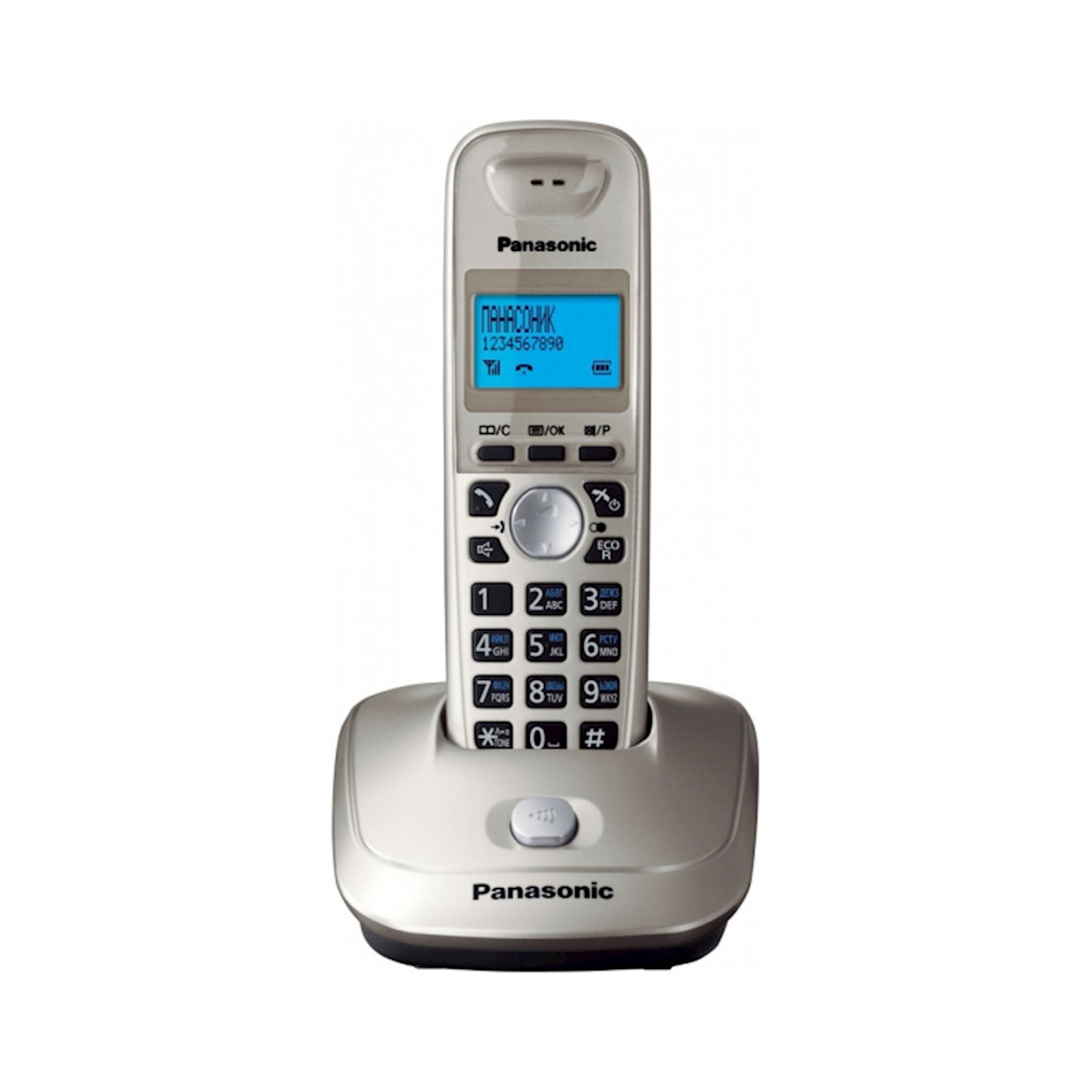 Radiotelefon Panasonic KX-TG2511UAN Platinum