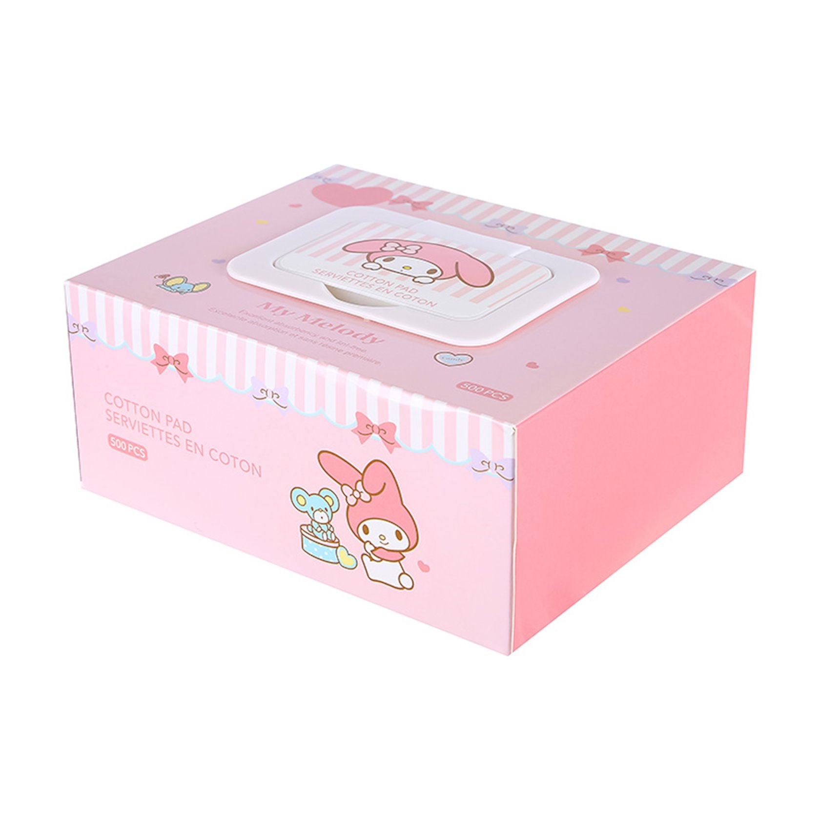 Pambıq disklər Miniso Sanrio Hello Kitty (500 əd.)