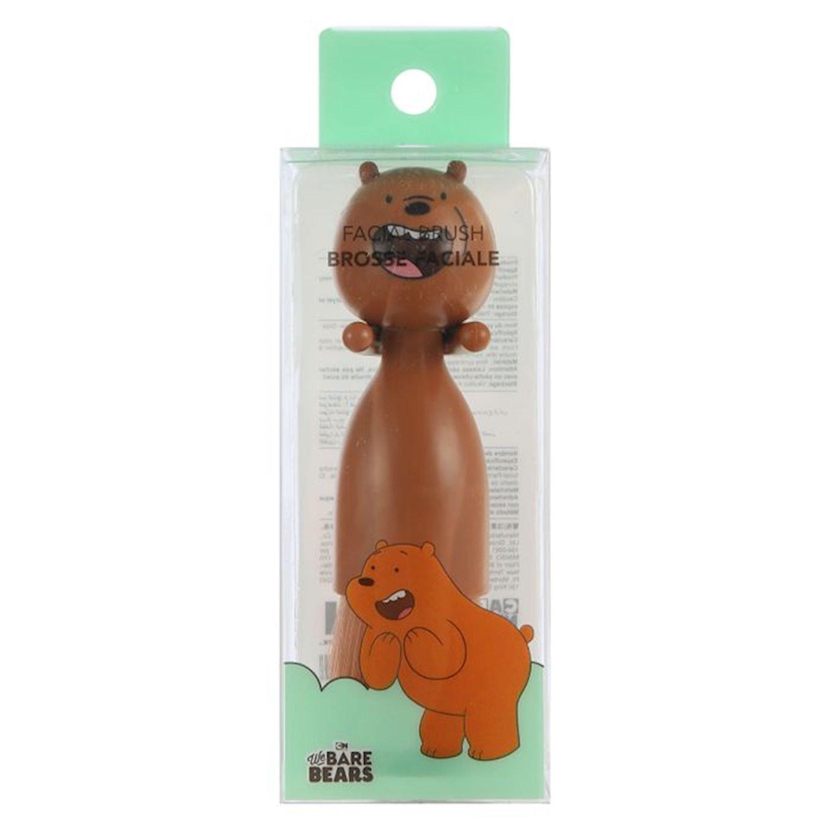 Makiyaj Fırçası We Bare Bears (Grizz)