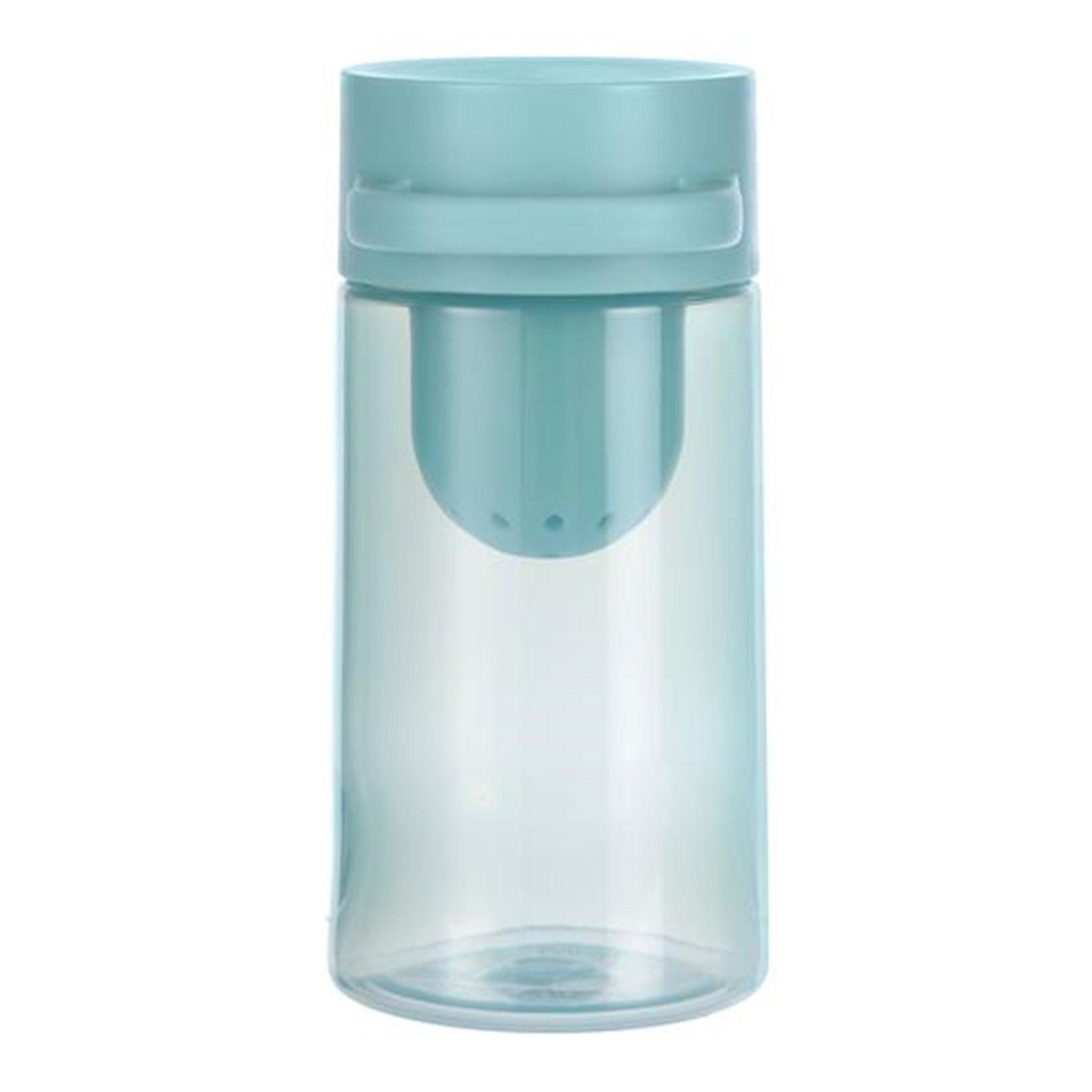 Su butulkası Miniso COCO tritan, 300 ml, Açıq yaşıl